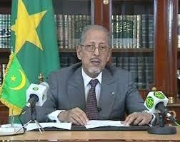 الرئيس السابق سيدي ولد الشيخ عبد الله