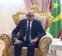 الرئيس الغزواني يطلق حزمة من المشاريع ويضع الحجر الأساس لأول جسر بموريتانيا