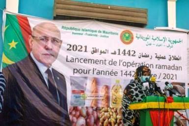 انطلاق عملية رمضان لبيع المواد الأساسية بأسعار مخفضة