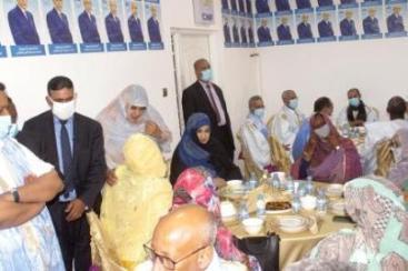 ملاسنة حادة خلال إفطار لجنة نساء الحزب الحاكم
