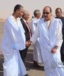 الوزير الأمين العام لرئاسة الجمهورية ولد البشير