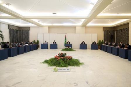 قائمة التعيينات في اجتماع الحكومة