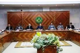 اجتمع مجلس الوزراء يوم الخميس 10 أغشت 2017 تحت رئاسة صاحب الفخامة السيد محمد ولد عبد العزيز، رئيس الجمهورية