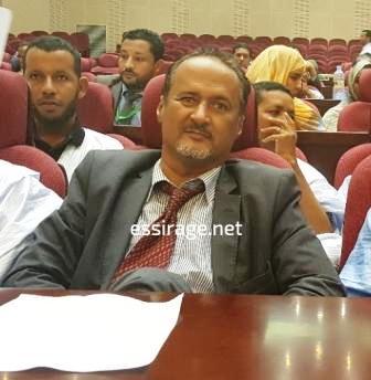 الدكتور محمد سالم الداه نقيبا للصحافة الموريتانية