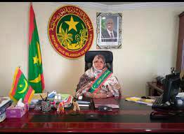 جھة نواكشوط فاطمة بنت عبد المالك،