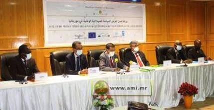 فتتاح ورشة عمل لعرض السياسة الصيدلانية في موريتانيا