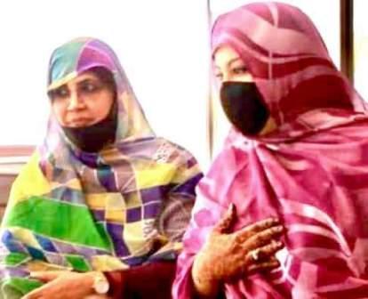 السيدة الاولى مريم بنت الداه في احتفالية،منظمة العالم الإسلامي للتربية والعلوم الثقافة(إيسيسكو)