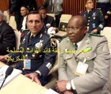 ارتياح واسع في مكونات المجتمع الموريتاني وخاصة الزنوج بترقية العقيد صيدو برتبة جنرال