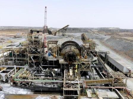 استئناف النشاطات المعدنية ومشروع 24k في تازيازت