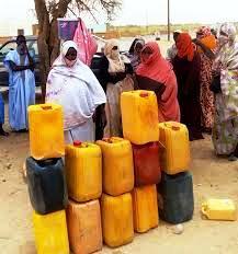 سكان احياء كبيرة من تيارت يشكون انقطاع المياه