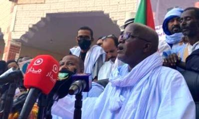 رئيس حزب سياسي موريتاني يخضع لعملية جراحية طارئة