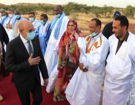 ولد الدوه يشيد بأداء الرئيس محمد ولد الغزواني (تدوينة)
