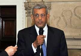 الرئيس/ سيدي محمد ولد الطالب أعمر