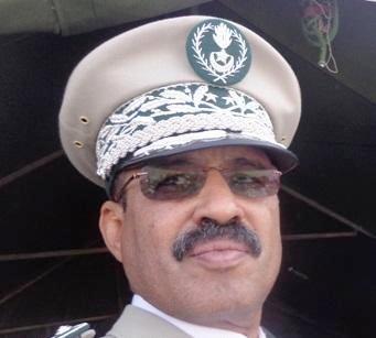 قائد أركان الدرك الوطنى الفريق السلطان ولد أسواد