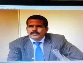 تكليف السيد احمد ول يعقوب عمدة اكجوجت رئيس رابطة عمد اينشيرى